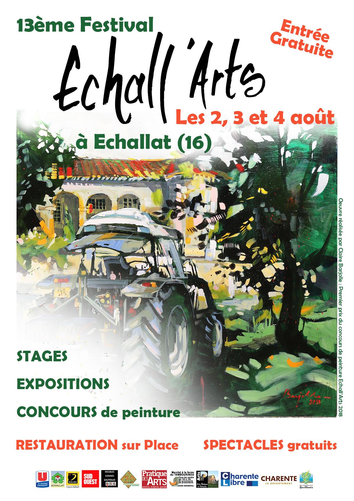 Echall'arts