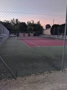 Tennis à St Cybardeaux