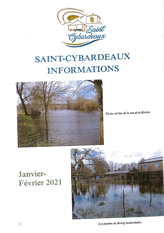 Journal Communal Janvier Février 2021